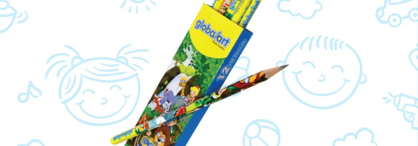 Global Art HB Grade Pencil Set